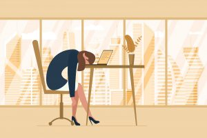Professional burnout speaker Janice Litvin - Annie Jennings Podcast