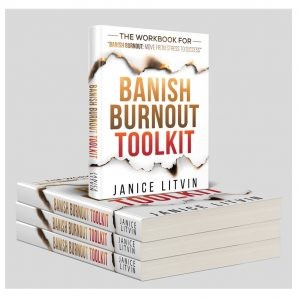 Banish Burnout Toolkit (book)